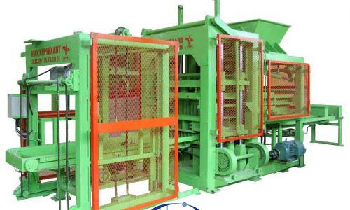 Máy sản xuất gạch TP 42