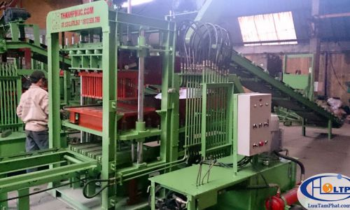 Máy sản xuất gạch TP 21