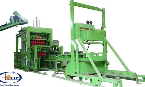 Máy sản xuất gạch TP 32
